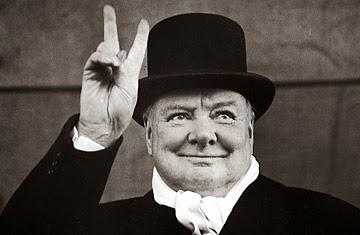 Anécdotas De Winston Churchill El Cajón De Grisom