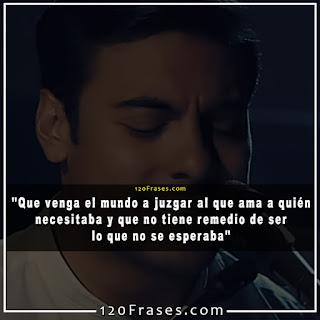 cantando Carlos Rivera