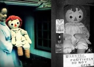 Cerita Mistis Misteri Hantu Seram Dunia Nyata Dalam Sebuah Boneka paling menakutkan