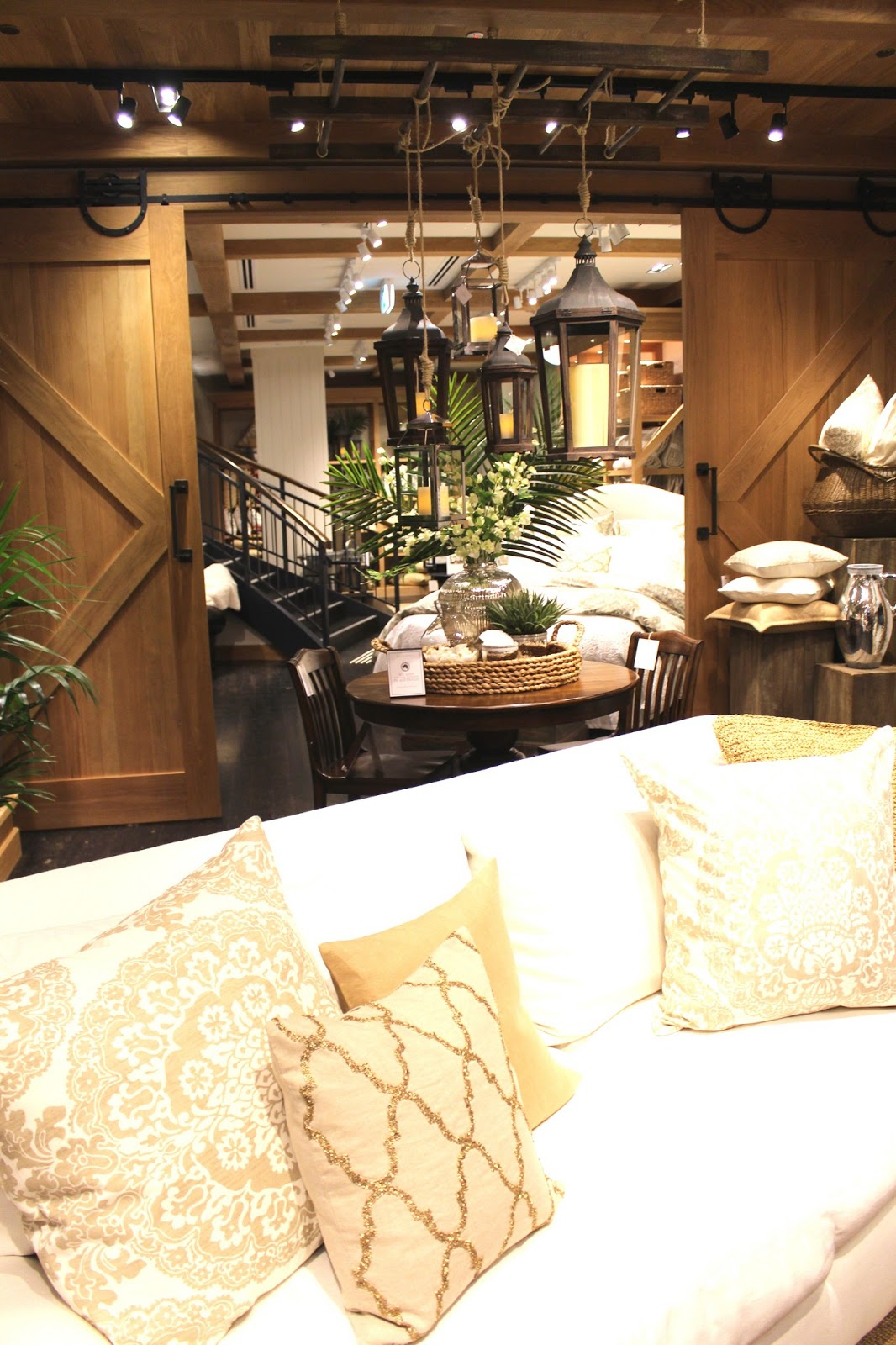 Pottery Barn And Friends Come To Town Desire Empire