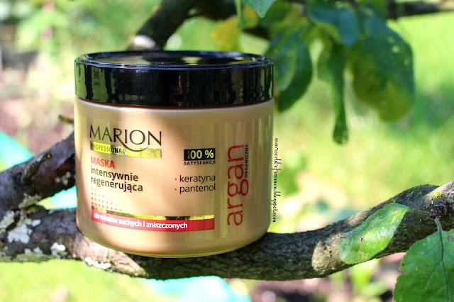 Marion Professional, Maska intensywnie regenerująca