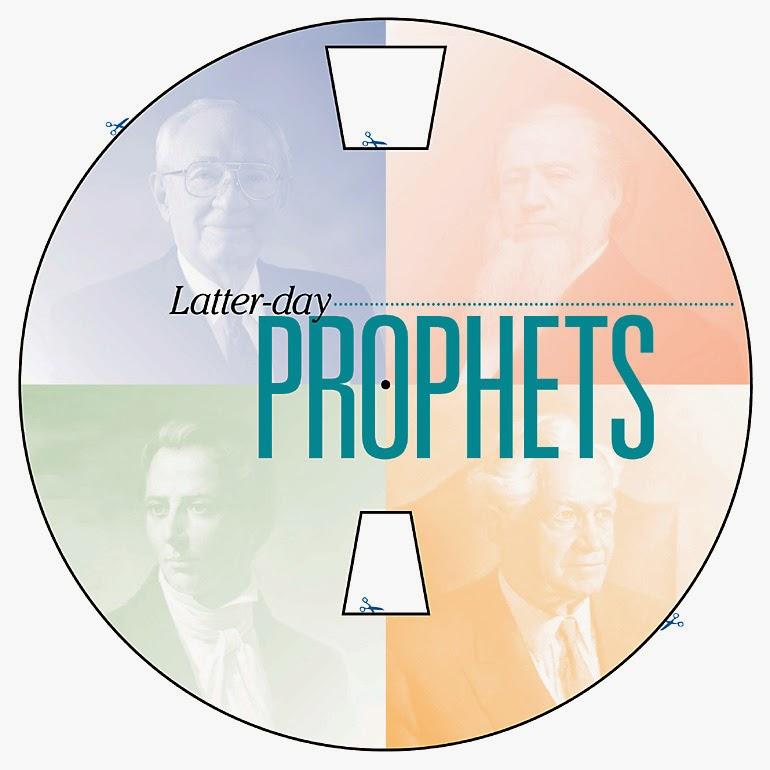 Faith Lights The Way: Gospel Principles For Kids Lesson 9