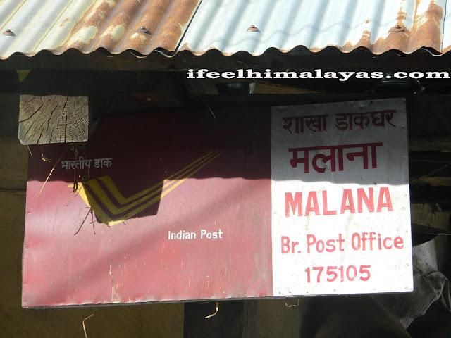 post office malana