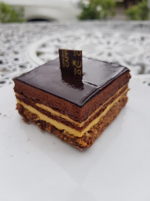 Torta Setteveli Pasticceria Cappello-Palermo