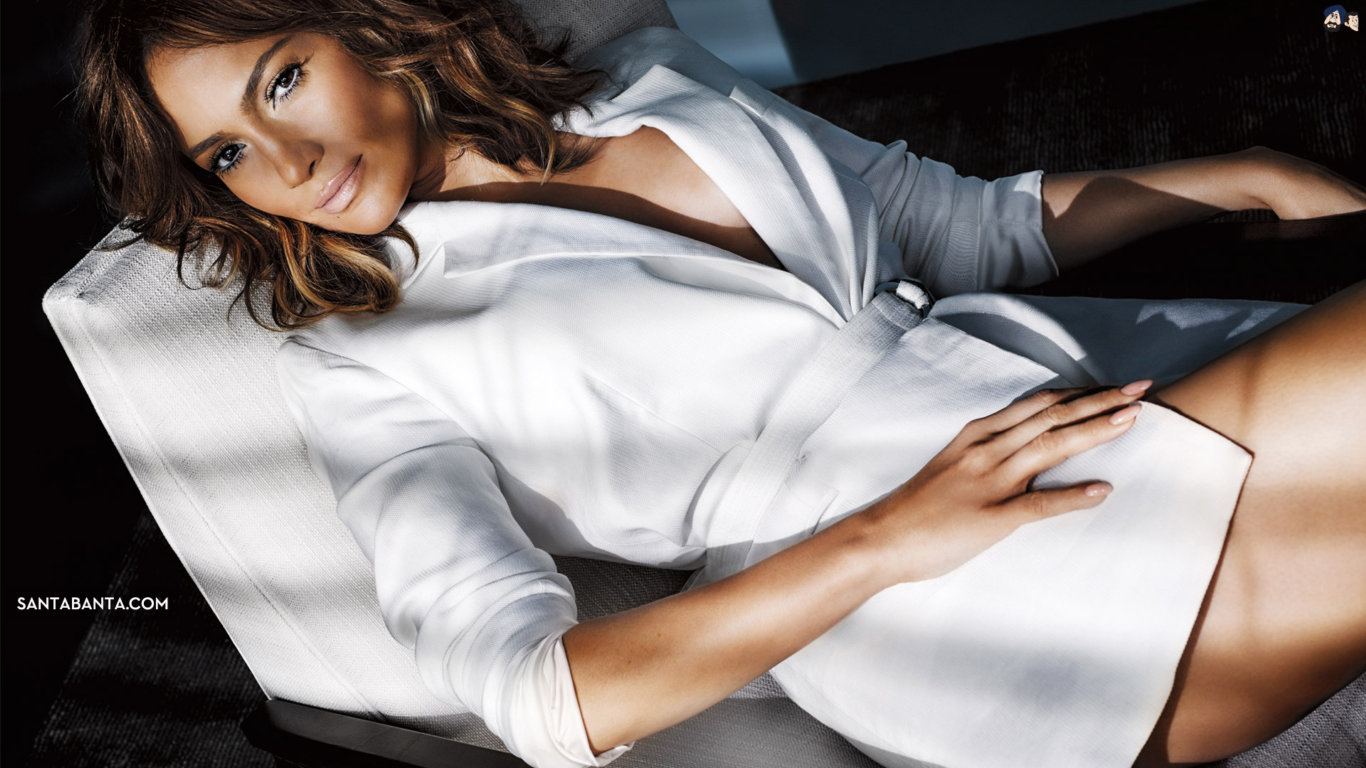 Jennifer Lopez Hot Fashion HD Wallpaper