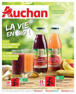 Catalogue Auchan 26 Avril au 02 Mai 2017