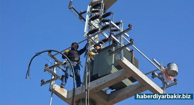 DİYARBAKIR-Dicle Elektrik Dağıtım Anonim Şirketi (Dicle EDAŞ) tarafından yapılan açıklamada, 7-8 Aralık tarihlerinde Diyarbakır'da birçok yerde elektrik kesintisi uygulanacağı belirtildi.