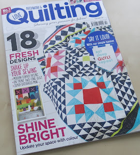 Love Patchwork and Quilting magazine - Issue #42