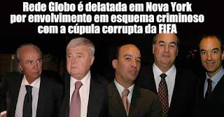 Resultado de imagem para MPF denuncia Lula só para encobrir a corrupção da Globo na Fifa!