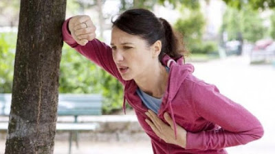 Gejala Serangan Jantung Pada Wanita Selain Nyeri Dada