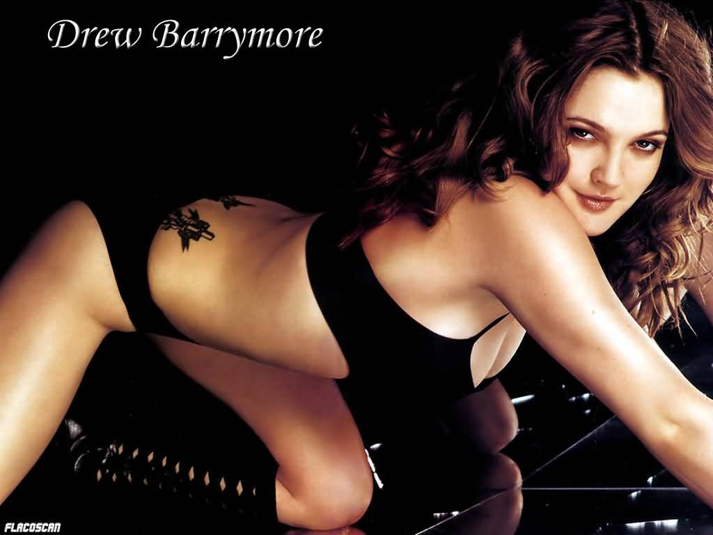 Drew barrymore sexy image