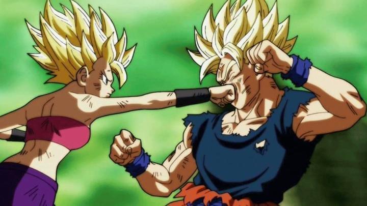 Dragon Ball Super – Episódio 113 – Com Grande Alegria! A Repartida – Luta Sayajin Louca!