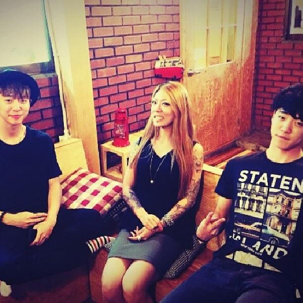 bang yong guk and his twin -#main