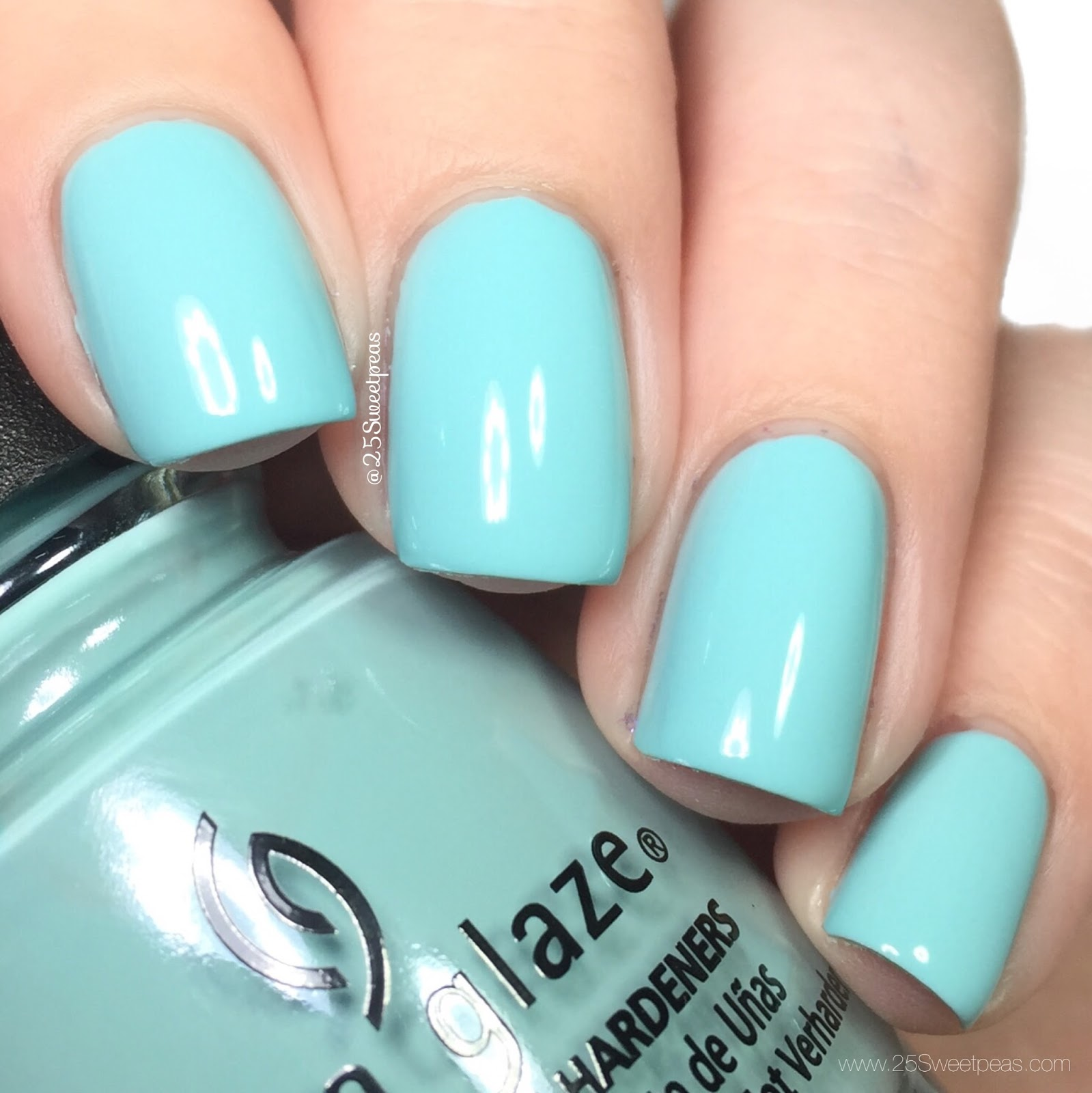 China Glaze At Your Athleisure