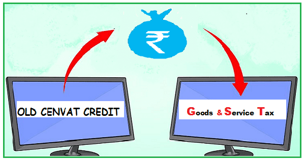 MOVEMENT OF CREDITS TO GST – SECTION 167 MODEL GST LAW ...