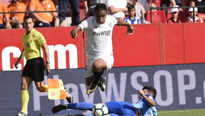 Crónica Sevilla FC 2 - Málaga CF 0