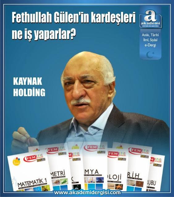 Fethullah Gülen'in kardeşleri ne iş yaparlar?