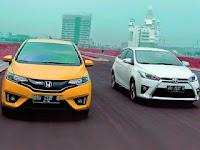 Perbandingan Honda Jazz dan Toyota Yaris