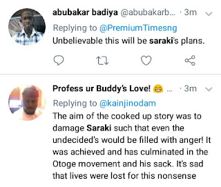 Reactions As Offa robbery suspects reveals how they were threatened to implicate Saraki by a Police officer