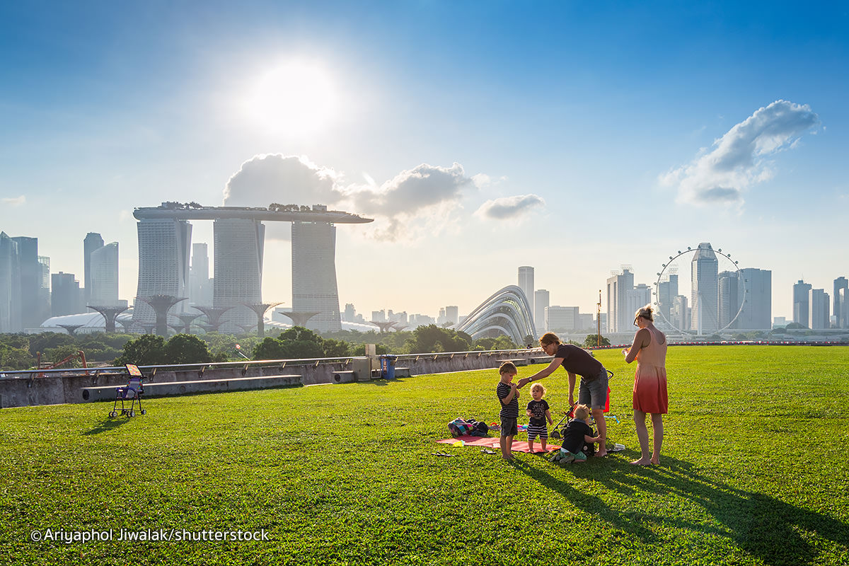 Take a look at this place in Singapore through the eyes of tourists