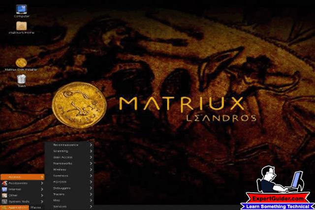 Matriux-Best Operating System-Expertguider.com