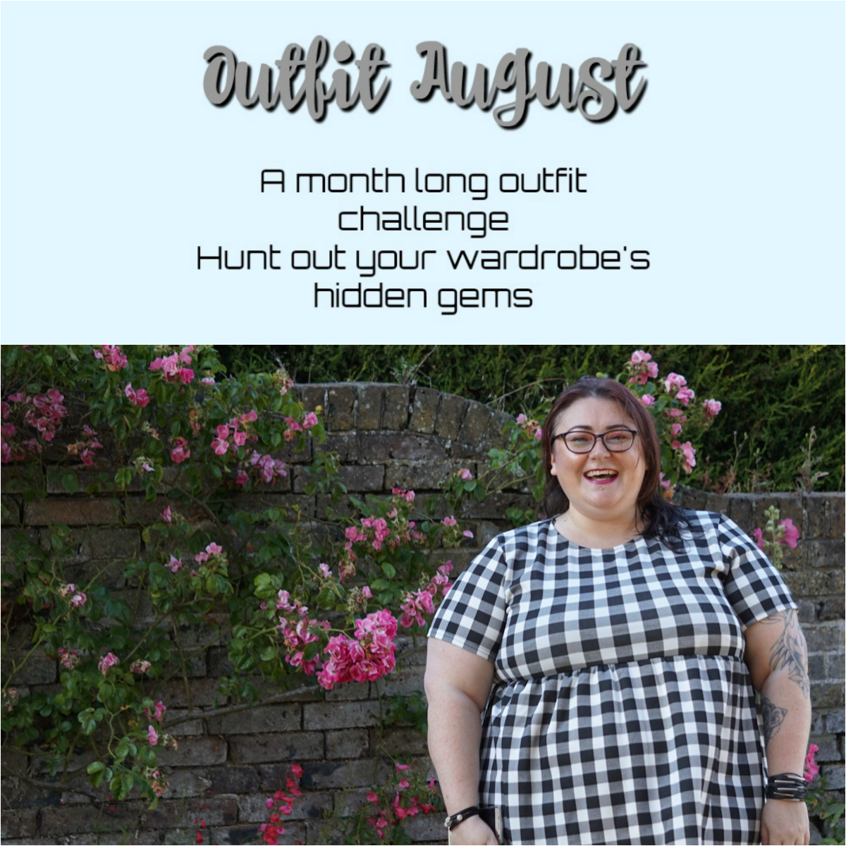 OUTFIT-AUGUST-2017-GINGHAM-MINI-SMOCK-DRESS // WWW.XLOVELEAHX.CO.UK