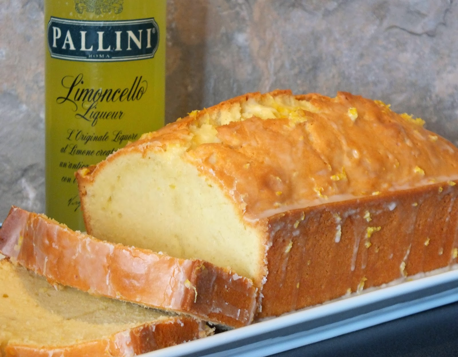 Limoncello Pound Cake Recipe