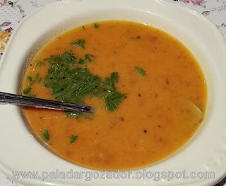 Salvador Cocina Crema verduras