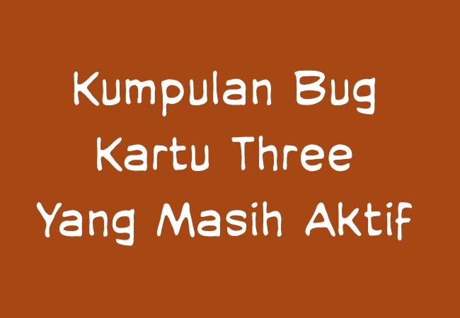 Kumpulan Bug Host/Url Host dan Spoof Host Telkomsel Terbaru  2019