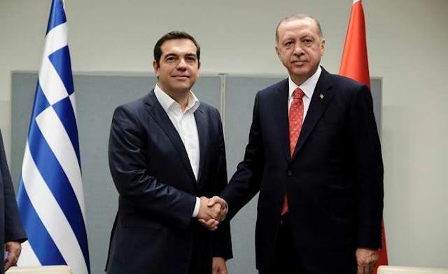 """Για """"τουρκική μειονότητα"""" και νησιά μιλά η Τουρκία πριν την επίσκεψη Τσίπρα"""