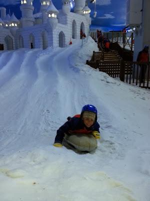 Snowland, Gramado