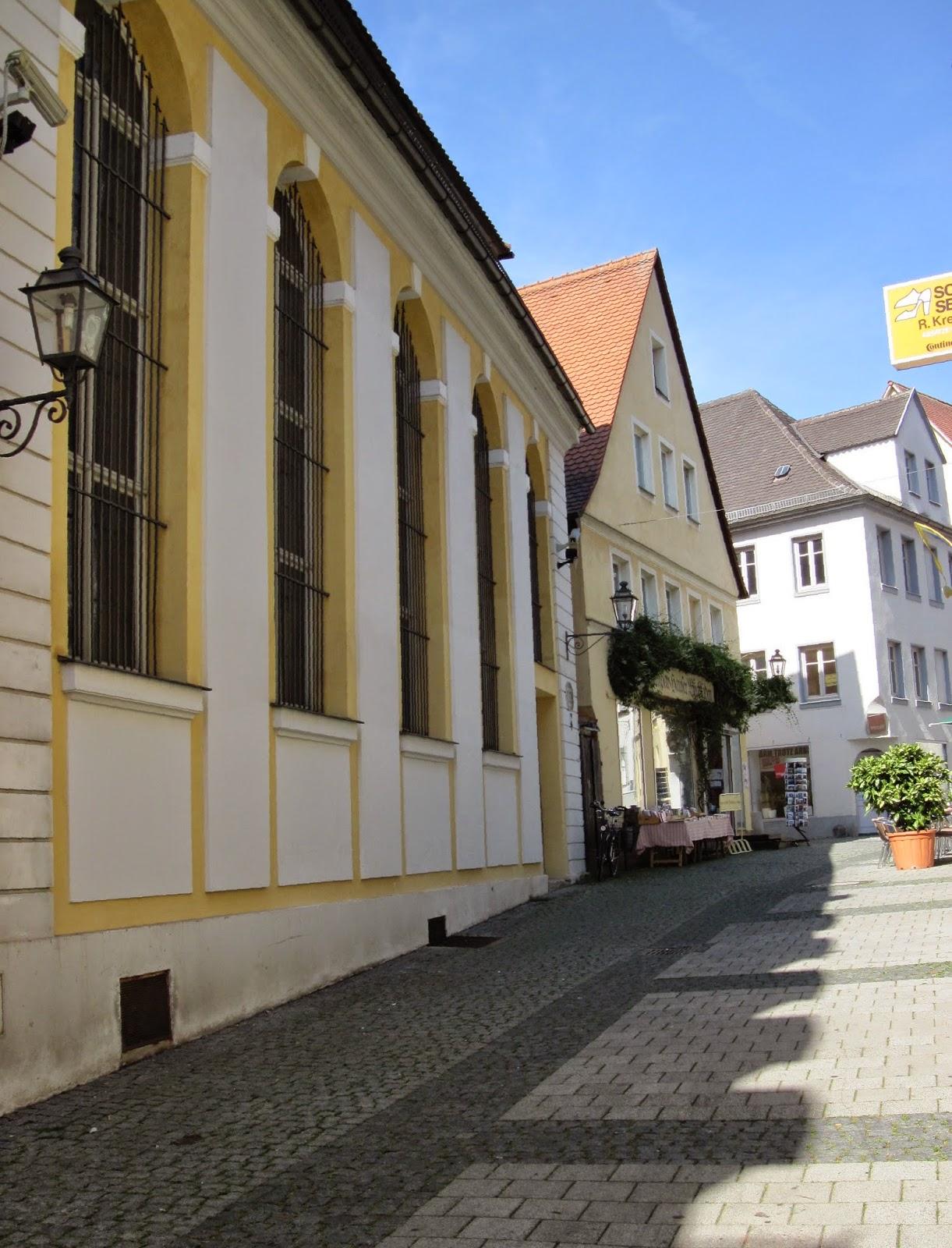 Ansbach zum kennenlernen