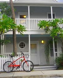 Billy's Blue Heaven Condo, Key West Florida Vacation Home