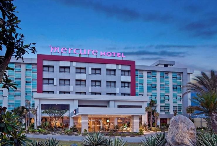 Mercure Hotel terbaik di Kota Palu, Sulawesi Tengah Indonesia