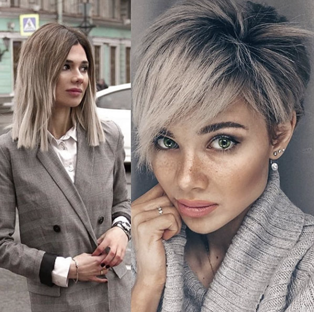 pixie haircuts 2019 older