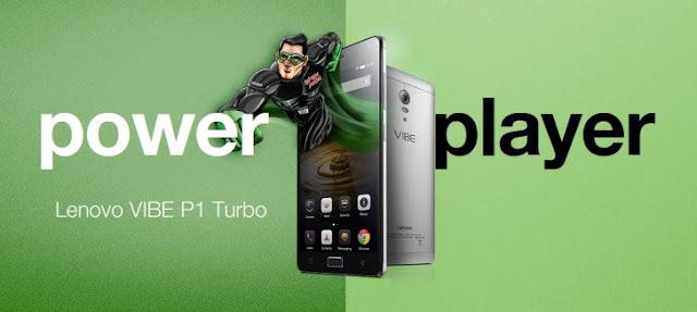 Lenovo Vibe P1 Turbo Goes Official | Leaked Specs