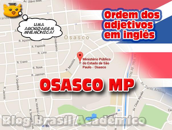 A Ordem Dos Adjetivos Em Inglês Brasil Acadêmico