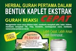 Ramuan Obat Gurah Alami Herbal Pilbasma Orisinil Tradisional