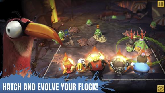 Angry Birds Evolution Apk Mod