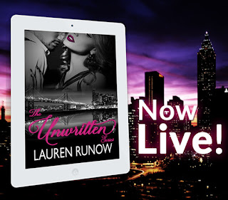 Release Blitz: The Unwritten Series by Lauren Runow