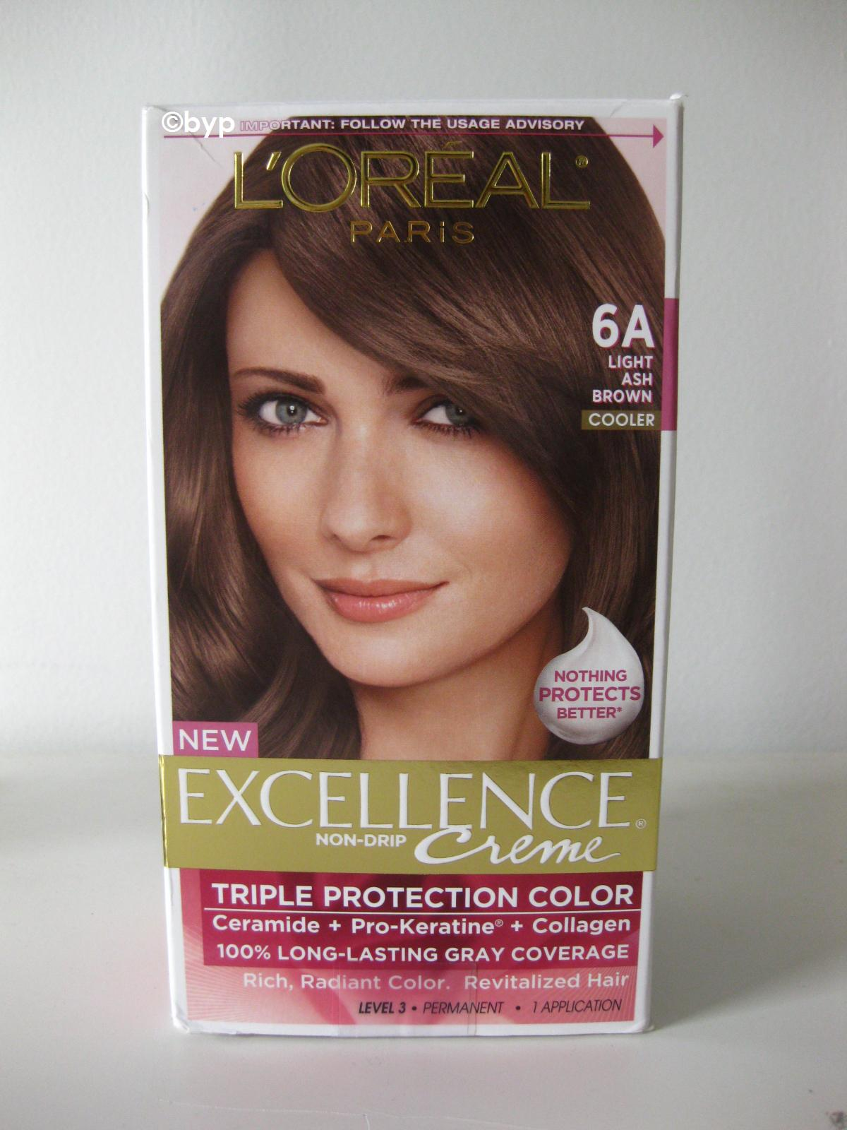 Adventures Of A Bright Young Person Hair Loreal Excellence Creme