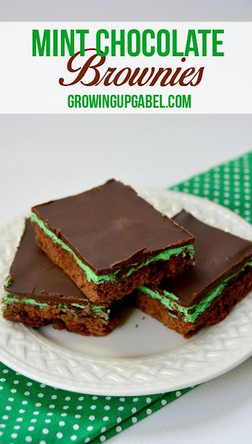 Mint Chocolate Brownie Recipe