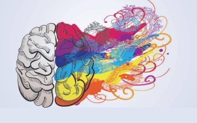 Τα χρώματα επηρεάζουν τον εγκέφαλο!