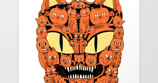 Cats! by Jack Teagle