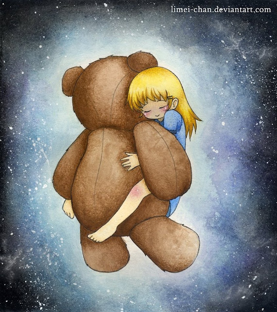 good night teddy images