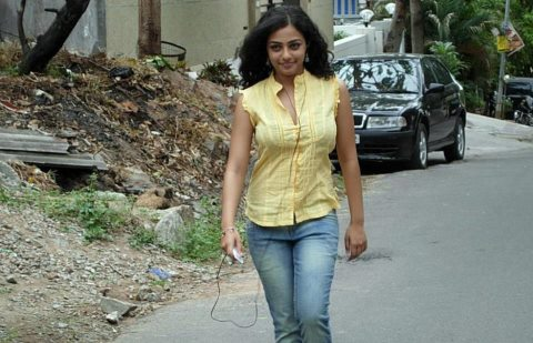 Nithya Menon hot Malayalam actress