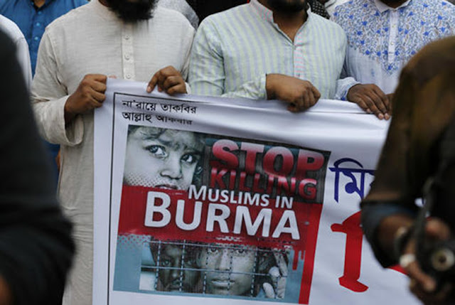 Militer Myanmar Lakukan Genosida terhadap Suku Rohingya : Detikberita.co Terbaru Hari Ini