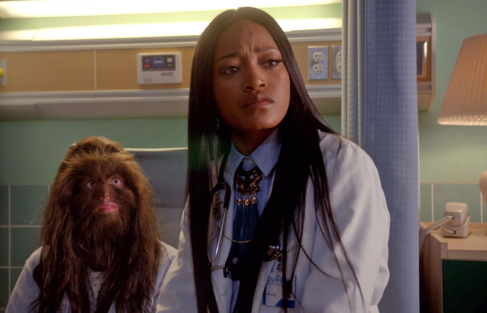 Zayday Williams de Scream Queens