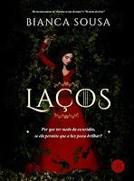 Capa do livro Laços, Bianca Sousa
