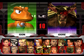 Tekken 3 With All Unlock